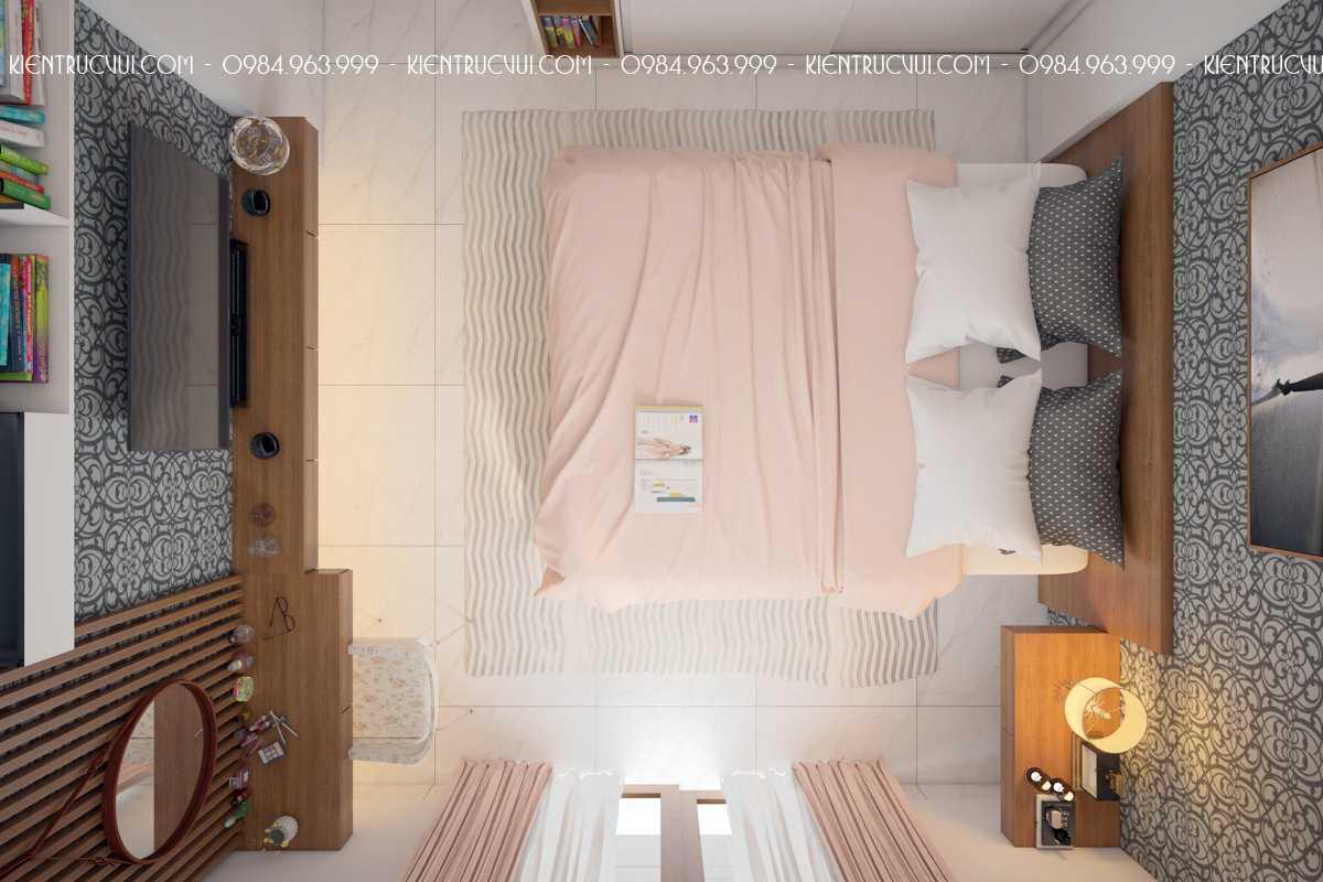 Nội thất 3D phòng ngủ